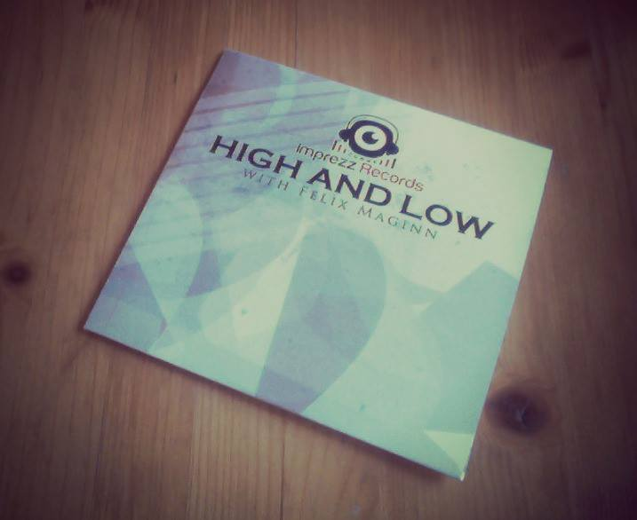 HIGH AND LOW CD