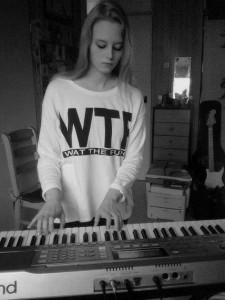 Mirjam Tamara Recording
